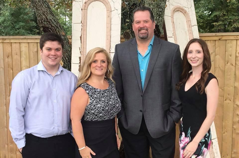 Pastor Jodi Getson & Family